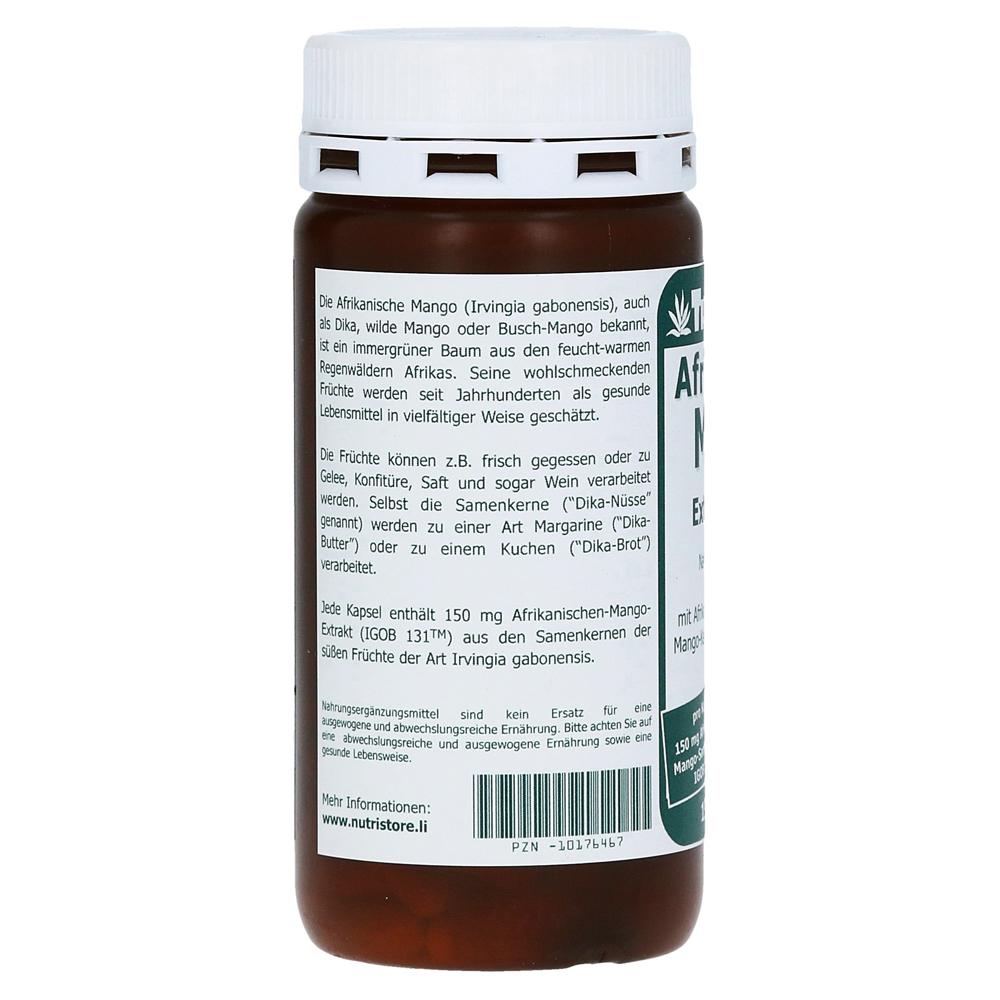afrikanische mango extrakt 150 mg igob131 150 st ck online bestellen medpex versandapotheke. Black Bedroom Furniture Sets. Home Design Ideas