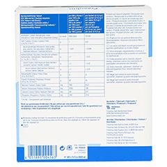FRESUBIN Protein Powder 40x11.5 Gramm - Rückseite
