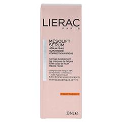 LIERAC Mesolift Serum 30 Milliliter - Rückseite