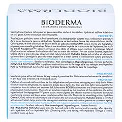 BIODERMA Hydrabio Creme Pot 50 Milliliter - Rückseite