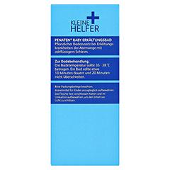 Penaten Kleine Helfer Erkältungsbad 125 Milliliter - Rückseite