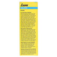 LUVOS Heilerde imutox Paste 370 Gramm - Rückseite
