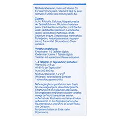 LACTO SEVEN Tabletten 20 Stück - Rückseite