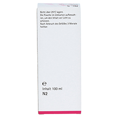NR.5 Kalium phosporicum D 6 spag.Glückselig 100 Milliliter N2 - Rückseite