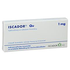 ISCADOR Qu 1 mg Injektionslösung 7x1 Milliliter N1