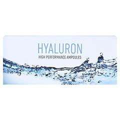 HYALURON AMPULLEN 7x3 Milliliter - Vorderseite