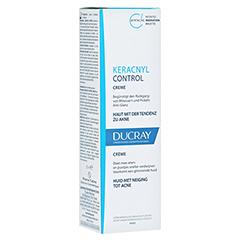 DUCRAY keracnyl Control Creme 30 Milliliter
