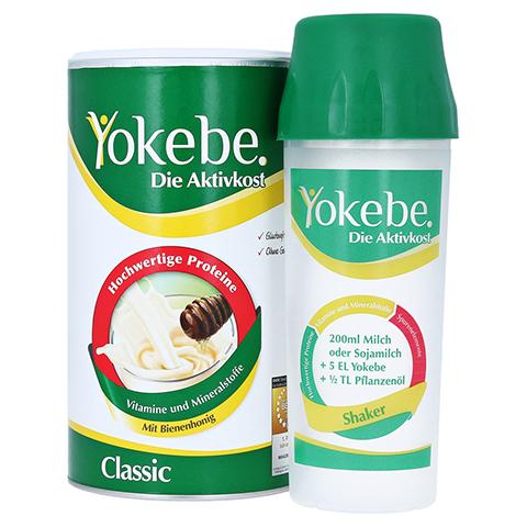 YOKEBE Classic NF Pulver Starterpaket 500 Gramm