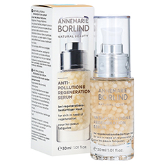 ANNEMARIE BÖRLIND Anti-Pollution & Regeneration Serum 30 Milliliter