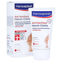 Hansaplast Foot Expert Anti-Hornhaut Creme 75 Milliliter