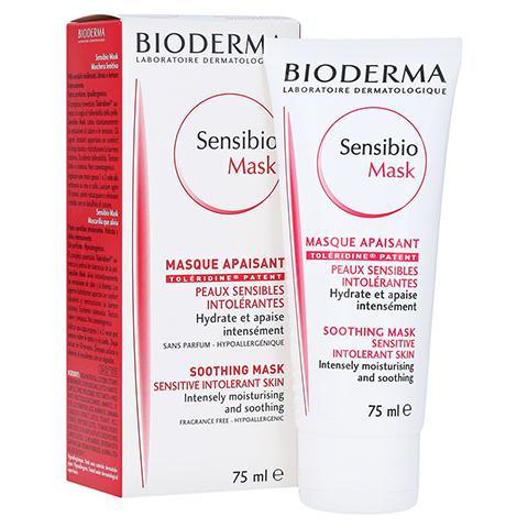 BIODERMA Sensibio Mask beruhigende Maske 75 Milliliter