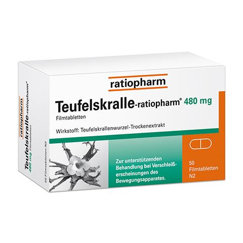 TEUFELSKRALLE-ratiopharm 200 Stück
