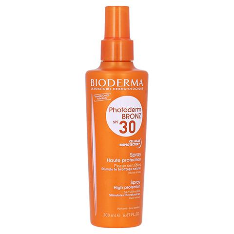 BIODERMA Photoderm Bronz Sonnenspray SPF 30 200 Milliliter