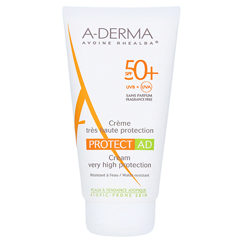 A-DERMA PROTECT AD Creme LSF 50+ 150 Milliliter