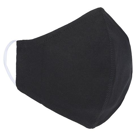 MUND-NASEN-MASKE waschbar Elyth Mask Contour schw. 1 Stück