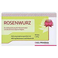 ROSENWURZ 400 mg Kapseln 60 Stück - Vorderseite