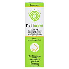 Pollicrom 20mg/ml 15 Milliliter - Vorderseite