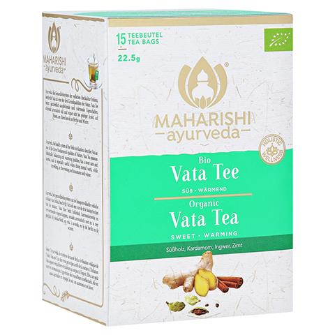 MAHARISHI Ayurveda Bio Vata Tee Filterbeutel 15x1.5 Gramm