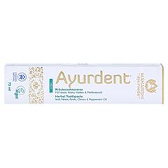 AYURDENT Zahncreme Mild 75 Milliliter - Vorderseite