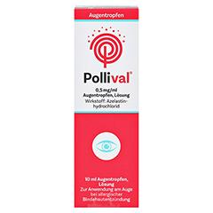 Pollival 0,5mg/ml 10 Milliliter - Vorderseite