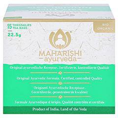 MAHARISHI Ayurveda Bio Vata Tee Filterbeutel 15x1.5 Gramm - Oberseite