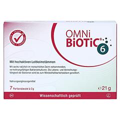 OMNi BiOTiC 6 Beutel 7x3 Gramm - Vorderseite
