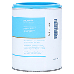 BIOCHEMIE DHU 4 Kalium chloratum D 3 Tabletten 1000 Stück - Linke Seite