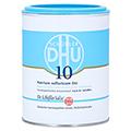 BIOCHEMIE DHU 10 Natrium sulfuricum D 12 Tabletten 1000 Stück