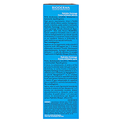 BIODERMA Hydrabio Gommage Peelingcreme 75 Milliliter - Linke Seite