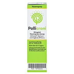 Pollicrom 20mg/ml 15 Milliliter - Linke Seite