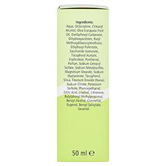 medipharma Olivenöl Gesichtspflege Mediterrane Bräune 50 Milliliter - Linke Seite