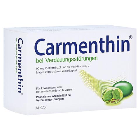Carmenthin bei Verdauungsstörungen 84 Stück
