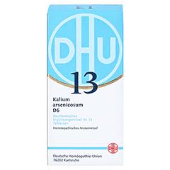 BIOCHEMIE DHU 13 Kalium arsenicosum D 6 Tabletten 420 Stück N3 - Vorderseite