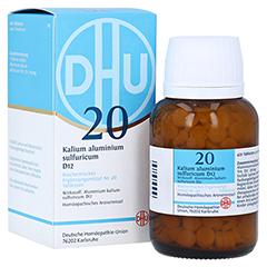 BIOCHEMIE DHU 20 Kalium alum.sulfur.D 12 Tabletten 420 Stück N3