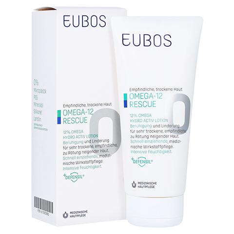 EUBOS EMPFINDL.Haut Omega 3-6-9 Hydro Activ Lotion 200 Milliliter