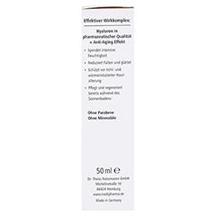 medipharma Hyaluron Sonnenpflege Gesicht LSF 50+ 50 Milliliter - Rechte Seite