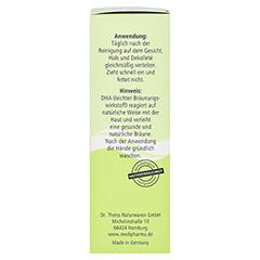 medipharma Olivenöl Gesichtspflege Mediterrane Bräune 50 Milliliter - Rechte Seite