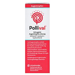 Pollival 0,5mg/ml 10 Milliliter - Rechte Seite