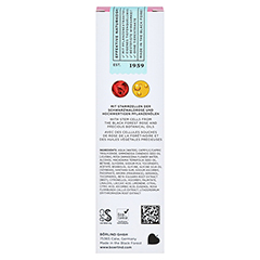 ANNEMARIE BÖRLIND Rosenblüten Vitalpflege 50 Milliliter - Rückseite