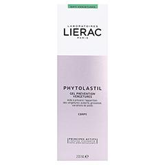 LIERAC Phytolastil Gel 200 Milliliter - Rückseite