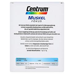 CENTRUM Fokus Muskel Magnesium+Kalium Sticks 30 Stück - Rückseite