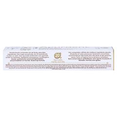 AYURDENT Zahncreme Classic 75 Milliliter - Rückseite