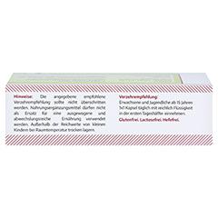 ROSENWURZ 400 mg Kapseln 60 Stück - Oberseite