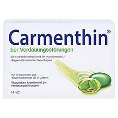 Carmenthin bei Verdauungsstörungen 84 Stück - Vorderseite