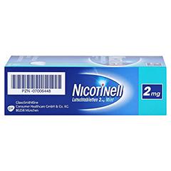 Nicotinell 2mg Mint 36 Stück - Rechte Seite