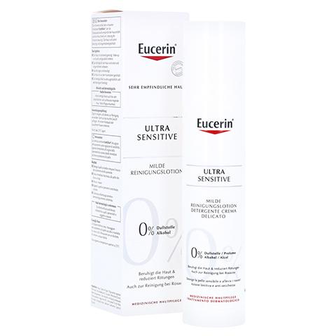 Eucerin UltraSensitive Reinigungslotion 100 Milliliter