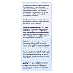 Doppelherz system Immun Family Multi-Vitamine mit Tropenfruchtgeschmack 250 Milliliter - Rückseite