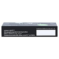 LACTOJOY 14.500 FCC Tabletten 45 Stück - Unterseite