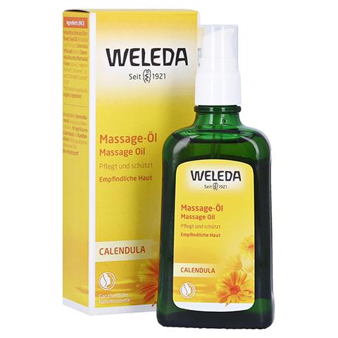 Weleda Calendula Massageöl 100 Milliliter