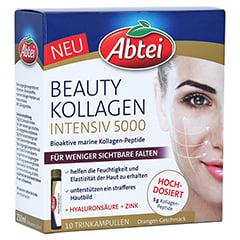 ABTEI Beauty Kollagen Intensiv 5000 Trinkampullen 10x25 Milliliter
